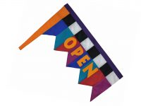 Lance-A-Lot Open Flag