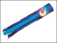 45″ Moon & Stars Windsock
