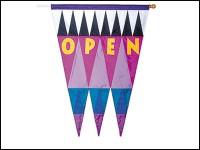 Rennaissance Three Open Flag