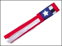 4′ Patriotic Windsock
