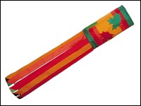 6′ Maple Leaf Windsock