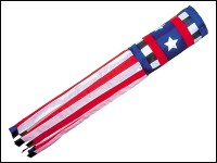 6′ Patriotic Windsock