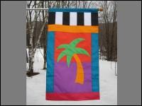 Palm Tree Flag