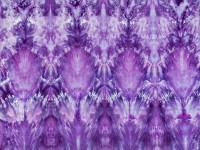 42″ Square Ice Dyed Quilting Fabric – 'Migration'