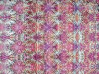 42″ Square Ice Dyed Quilting Fabric – 'Fireworks' (Duplicate)