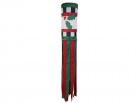 6′ Holly Windsock